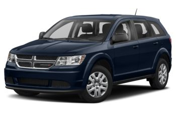2019 Dodge Journey - Jazz Blue Pearl