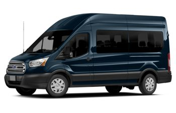 2018 Ford Transit-350 - Blue Jeans Metallic