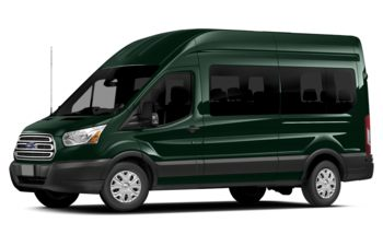 2018 Ford Transit-350 - Green Gem Metallic