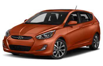 2017 Hyundai Accent - Vitamin C Pearl