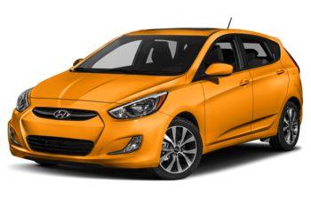 2017 Hyundai Accent - Sunflower
