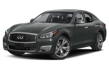 2018 Infiniti Q70 - Asgard Grey Metallic