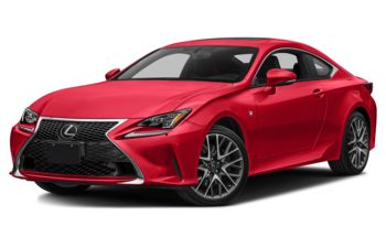 2018 Lexus RC 350 - Infrared