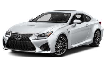2017 Lexus RC F - Ultra White