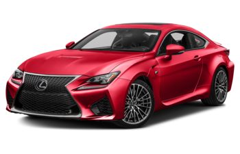 2017 Lexus RC F - Infrared