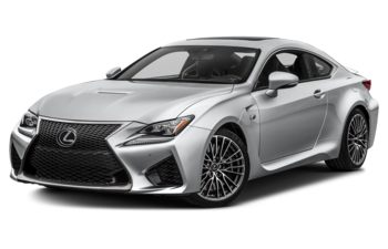 2017 Lexus RC F - Liquid Platinum
