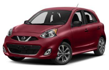 2017 Nissan Micra - Red Alert