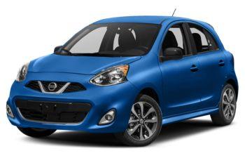2017 Nissan Micra - Metallic Blue