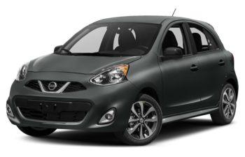 2018 Nissan Micra - Magnetic Grey Metallic