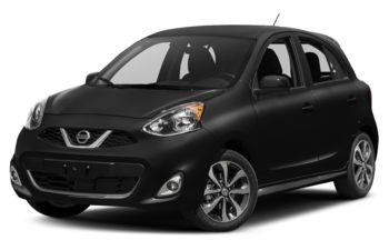 2017 Nissan Micra - Super Black