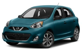 2017 Nissan Micra - Caspian Sea Metallic