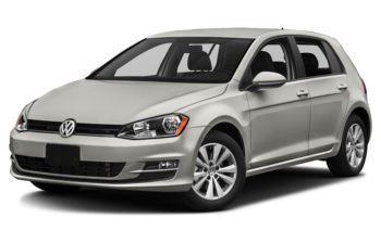 2017 Volkswagen Golf - Tungsten Silver