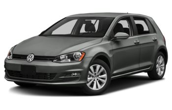 2017 Volkswagen Golf - Platinum Grey Metallic