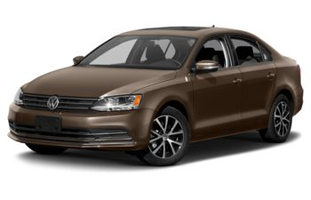 2017 Volkswagen Jetta - Dark Bronze Metallic