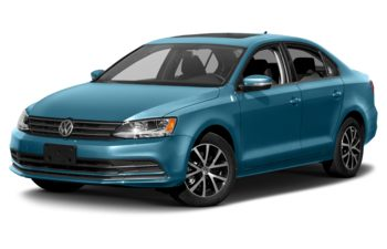 2017 Volkswagen Jetta - Silk Blue Metallic