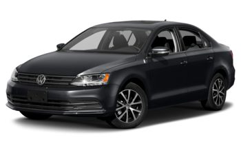 2017 Volkswagen Jetta - Deep Black Pearl