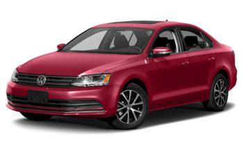 2017 Volkswagen Jetta - Tornado Red