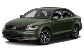 2017 Volkswagen Jetta - Bottle Green Metallic