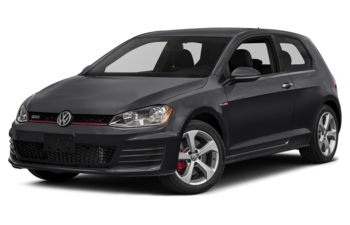 2017 Volkswagen Golf GTI - Deep Black Pearl