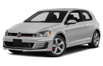 2017 Volkswagen Golf GTI - Pure White