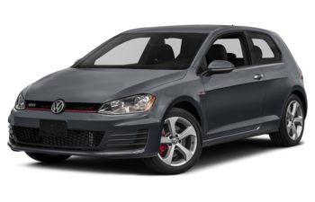2017 Volkswagen Golf GTI - Carbon Steel Metallic