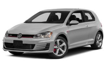 2017 Volkswagen Golf GTI - Reflex Silver Metallic