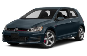 2017 Volkswagen Golf GTI - Night Blue Metallic