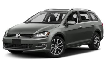 2017 Volkswagen Golf SportWagen - Platinum Grey Metallic