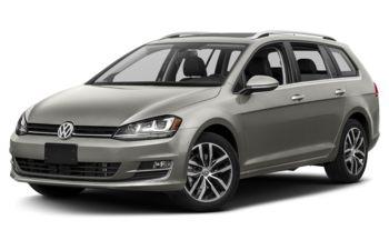 2017 Volkswagen Golf SportWagen - Tungsten Silver Metallic