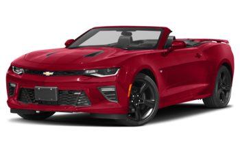 2018 Chevrolet Camaro - Red Hot