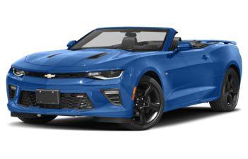 2018 Chevrolet Camaro - Hyper Blue Metallic