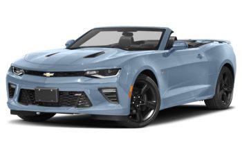 2018 Chevrolet Camaro - Arctic Blue Metallic