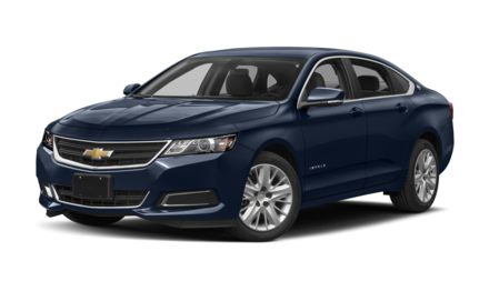 2018 Chevrolet Impala 1FL