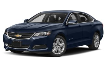 2018 Chevrolet Impala - Blue Velvet Metallic