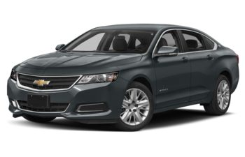 2018 Chevrolet Impala - Nightfall Grey Metallic