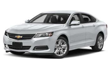 2018 Chevrolet Impala - Silver Ice Metallic