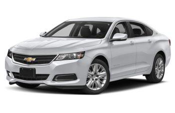 2017 Chevrolet Impala - Silver Ice Metallic