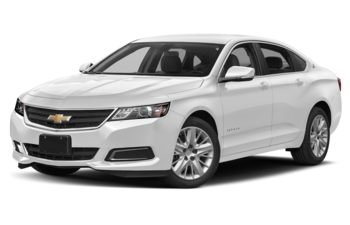 2018 Chevrolet Impala - Summit White