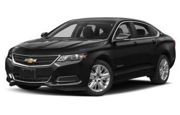 2018 Chevrolet Impala - Black