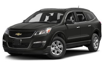 2017 Chevrolet Traverse - Tungsten Metallic