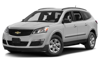 2017 Chevrolet Traverse - Silver Ice Metallic
