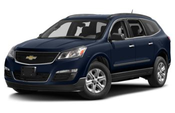 2017 Chevrolet Traverse - Blue Velvet Metallic