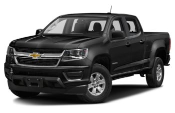 2017 Chevrolet Colorado - Black