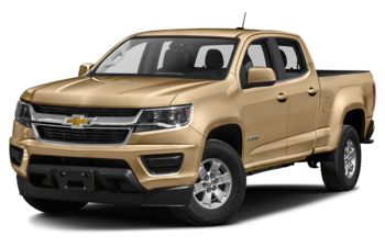 2017 Chevrolet Colorado - Doeskin Tan
