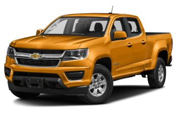 2017 Chevrolet Colorado - Wheatland Yellow
