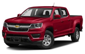2017 Chevrolet Colorado - Red Hot