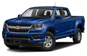 2017 Chevrolet Colorado - Laser Blue Metallic
