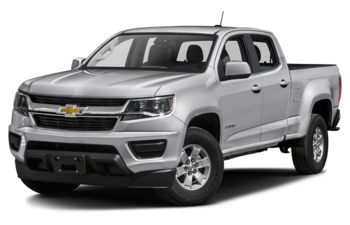 2017 Chevrolet Colorado - Silver Ice Metallic