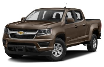 2017 Chevrolet Colorado - Brownstone Metallic
