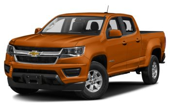 2017 Chevrolet Colorado - Burning Hot Metallic